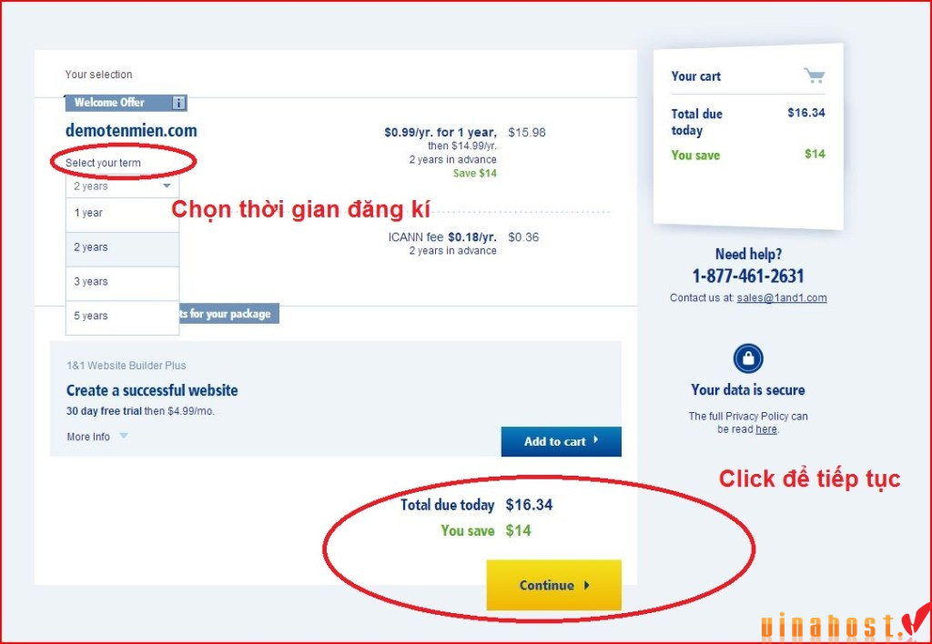 vinahost-how-to-buy-PUBLIC-DOMAIN-VIETNAM-with-1AND1-6